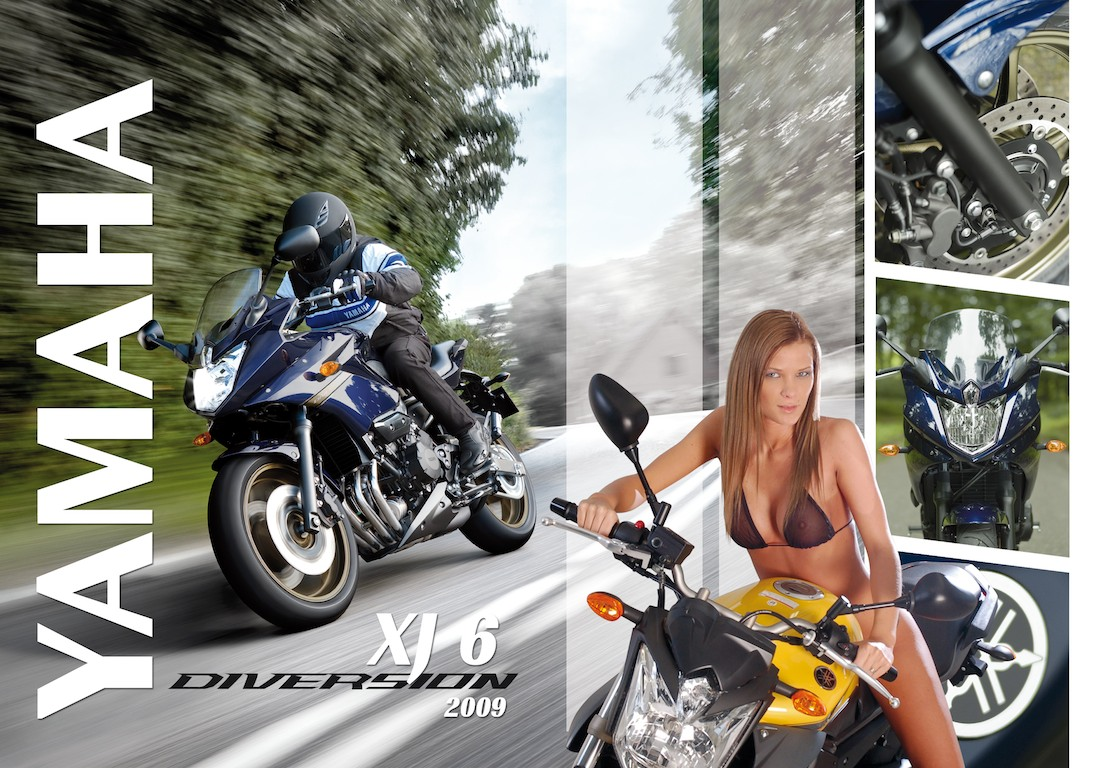 Yamaha XJ 6 Diversion 2009